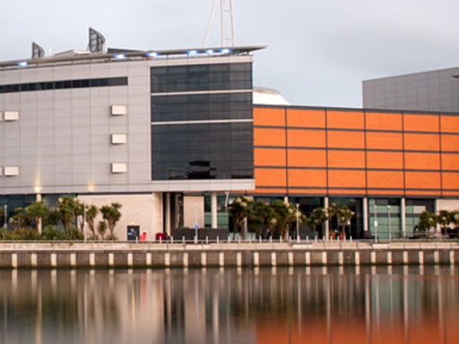 The SSE Arena, Belfast (UK)